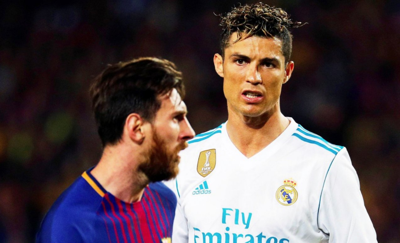 Ronaldo, Messi, Henry ,Gerrard Named In  All-Time UEFA Champions League  XI