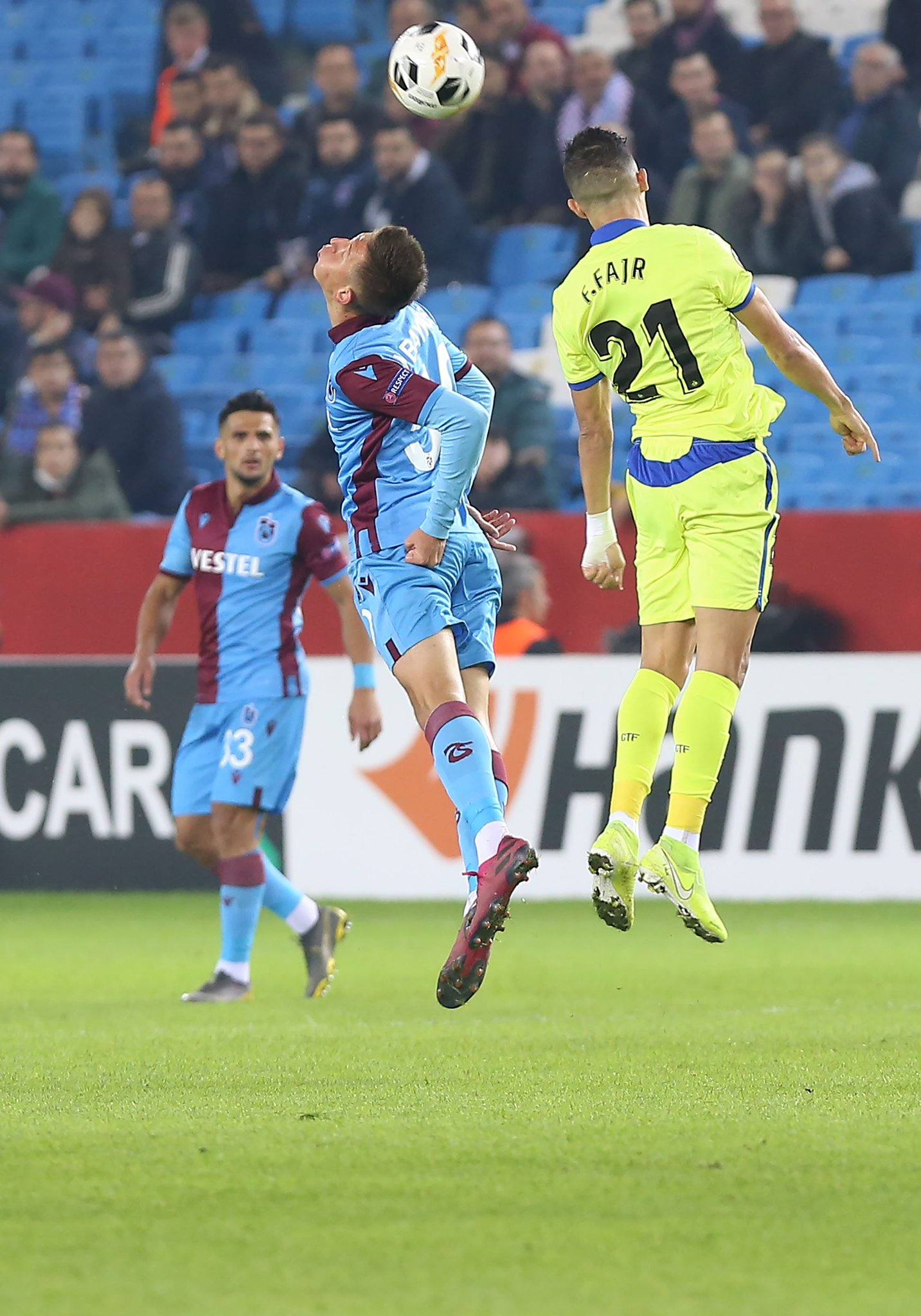 Europa League: Mikel, Nwakaeme Benched In Trabzonspor's Home Defeat To Getafe