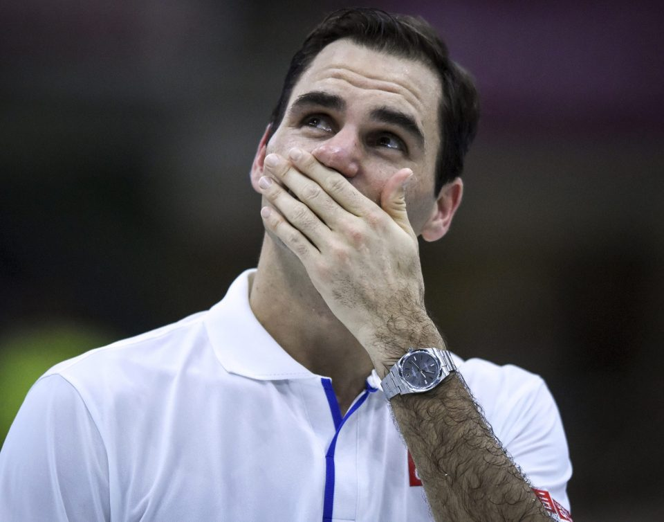 Roger Federer Out of Tennis Until 2021 Following Knee Surgery