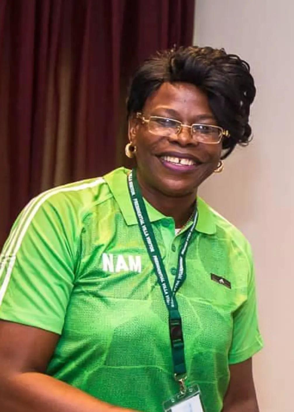 Ogunkoya-Omotayo Emerges South West Athletics Association Chairperson