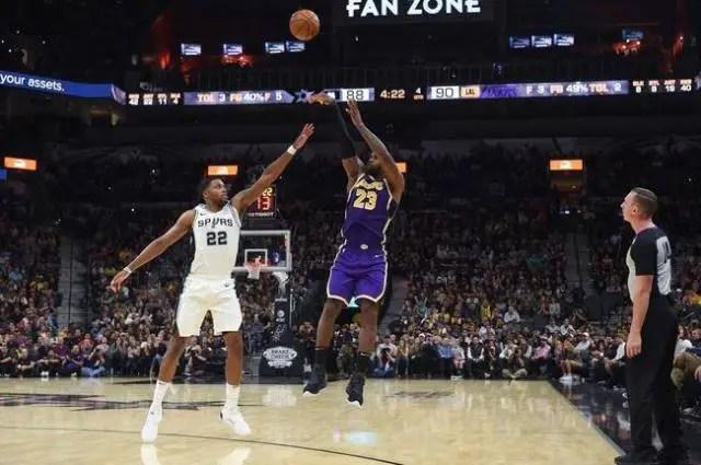 NBA Preview: Spurs Vs. Lakers – November 25, 2019