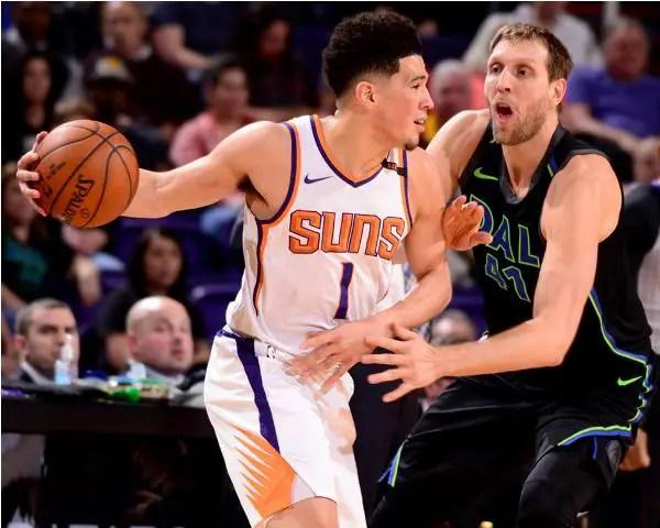 Suns Vs Mavericks -Mavs Will Attempt To Continue Their Momentum