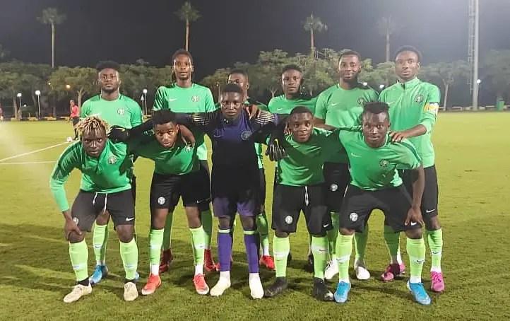 U-23 AFCON 2019: Amapakabo Upbeat Olympic Eagles Will Make Nigeria Proud