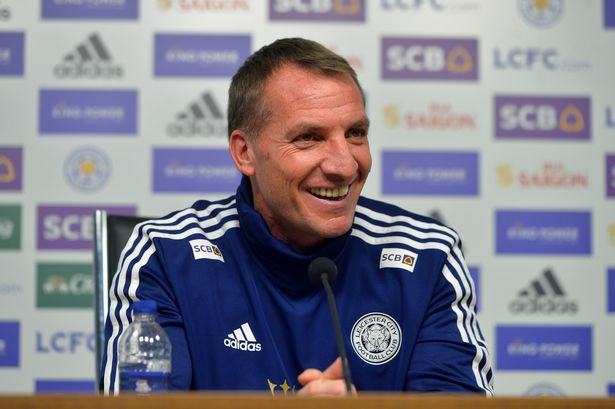Rodgers Admits Leicester Never In Title Race With Liverpool