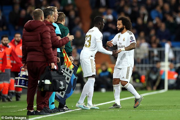 marcelo to miss barcelona clash with real