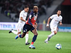 Osimhen scores, suffers injury