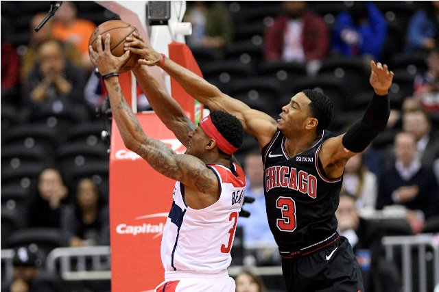 Bradley Beal's Wizards To Host Bulls At Capital One Arena