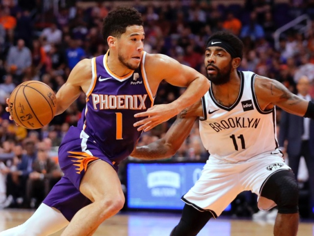 Don't Miss Devin Booker Facing Magic At Amway Center