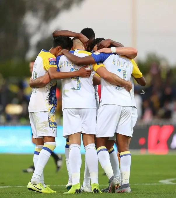 Musa Thumbs Up Al Nassr's Win Against Al Fahia