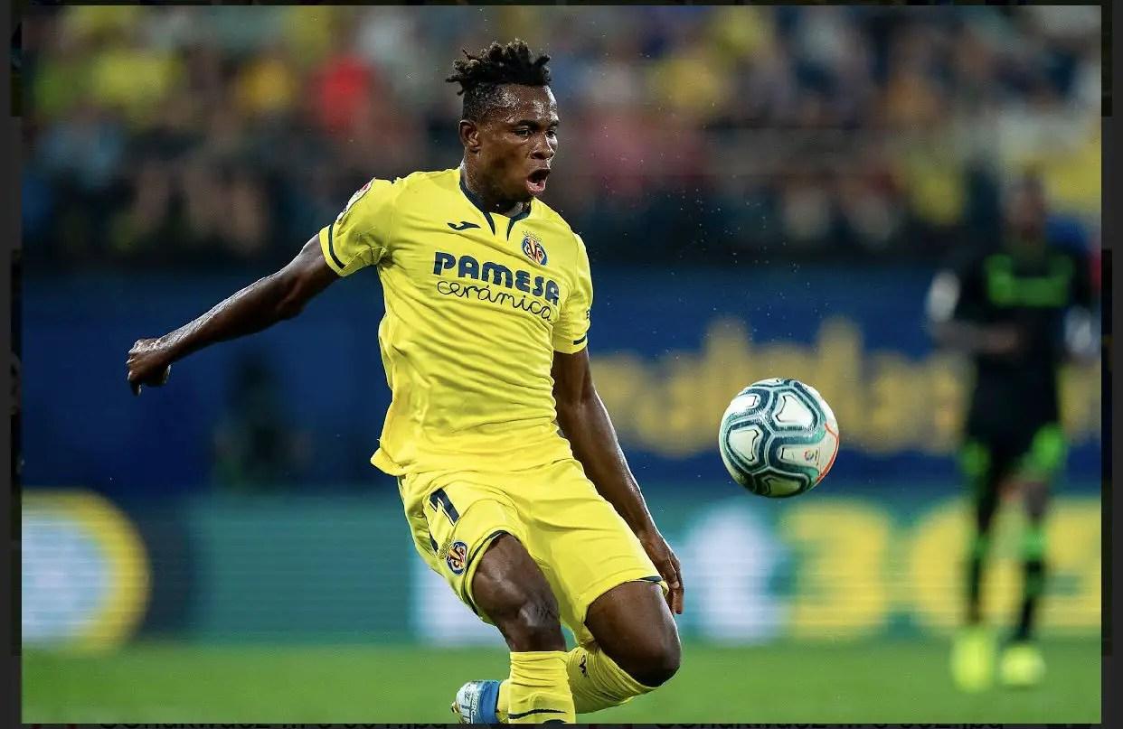 Villarreal Boss Urges Chukwueze To  Shun Chelsea Move