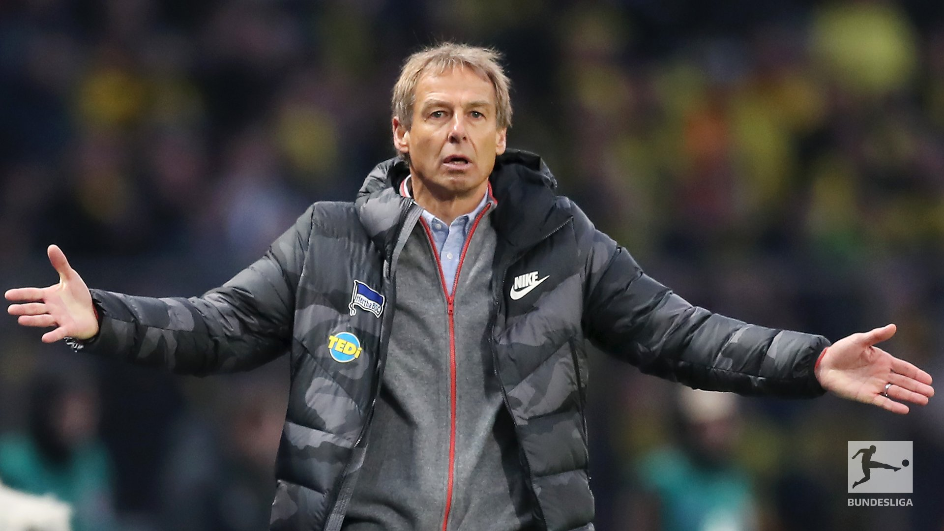 Bundesliga Matchday 15: Bayern Target Winning Streak; Klinsmann Eyes 1st Win as Hertha Coach