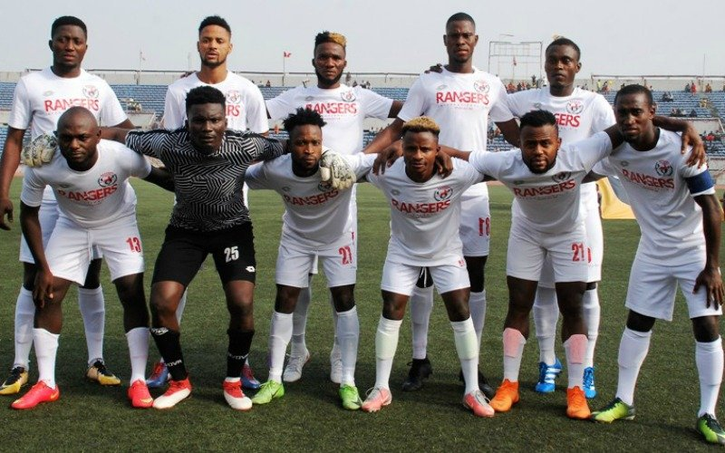 CAFCC: Sloppy Rangers Fall To Defeat Against Pyramids