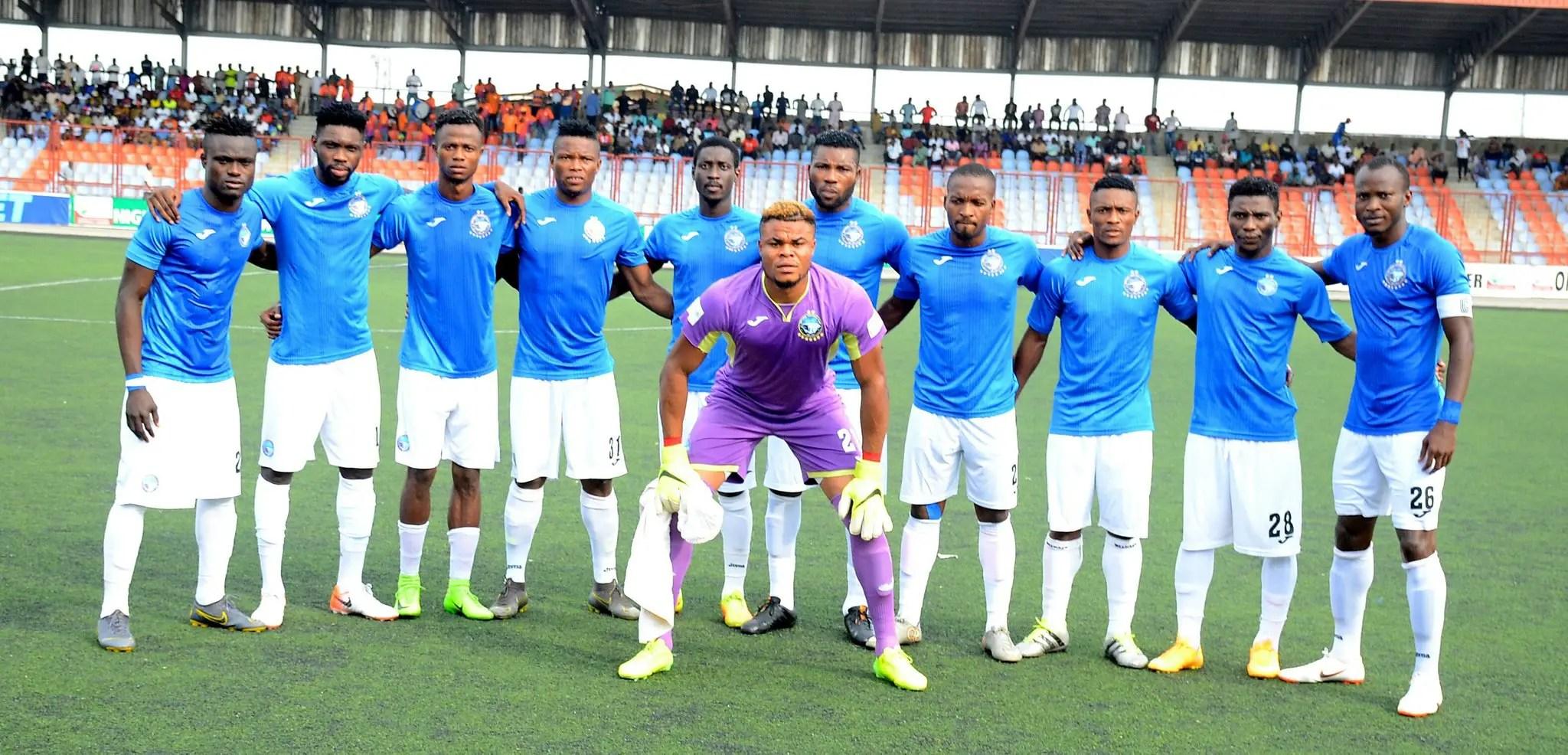 CAFCC: Enyimba Thrash Algeria's Paradou AC 4-1 In Aba