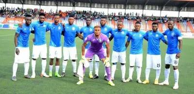 CAFCC: Enyimba Crash 2-0 Away To Hassania Agadir