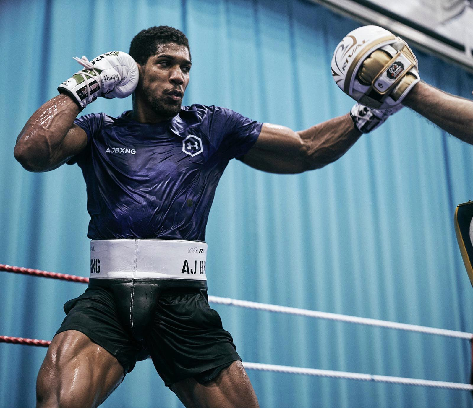 Joshua 'Hurt In Sparring' Ahead Ruiz Rematch