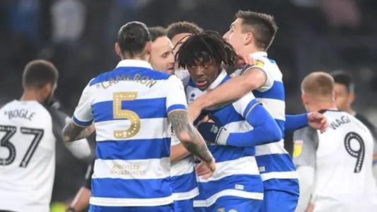 Championship: Eze Bags Brace As QPR End Seven-Game Winless Run Against Preston