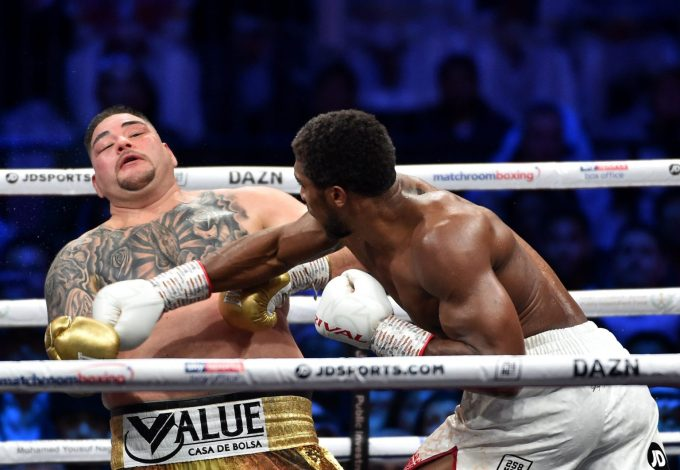How joshua defeated ruiz –