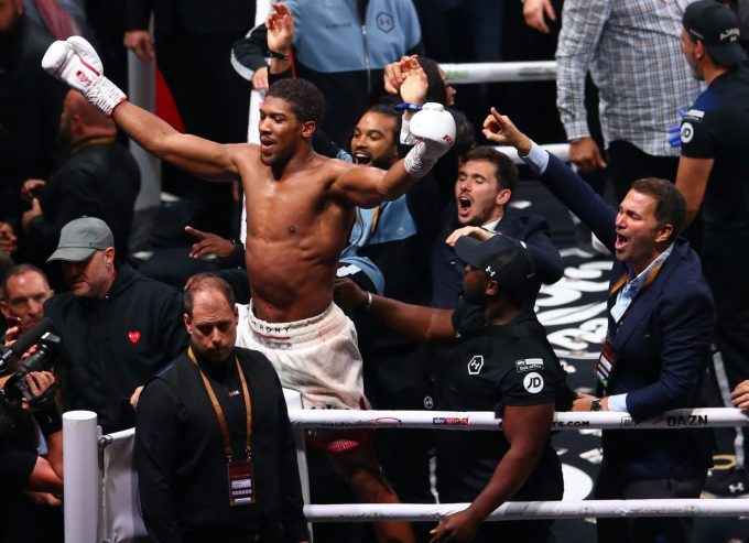 Check Anthony Joshua next fight after beating Ruiz to reclaim his WBA, IBF, WBO and IBO heavyweight titles
