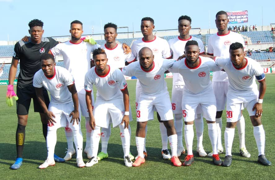 Chukwu Confident Rangers Can Still Advance From Confed Cup Group Stage