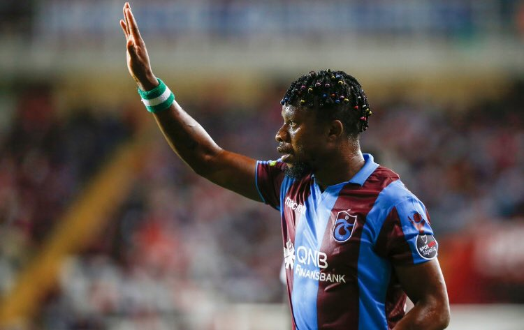 Onazi Returns To Action For Trabzonspor After A Year In Defeat To Basel