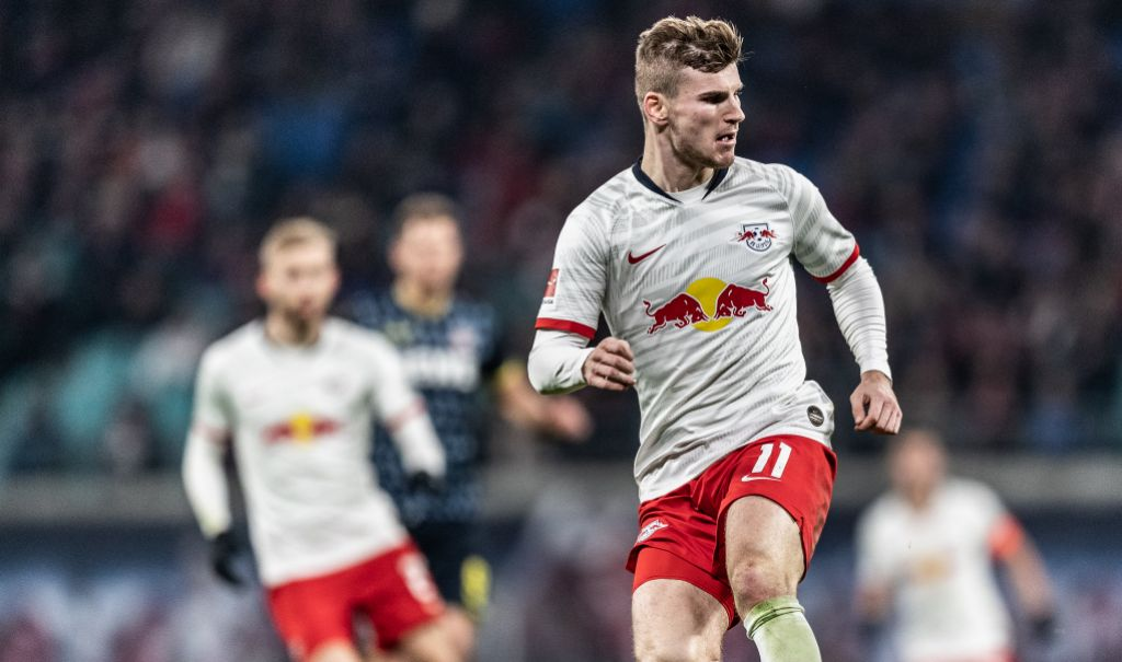 Am Proud To Be The Youngest Player To Reach 200 Bundesliga Games – Werner