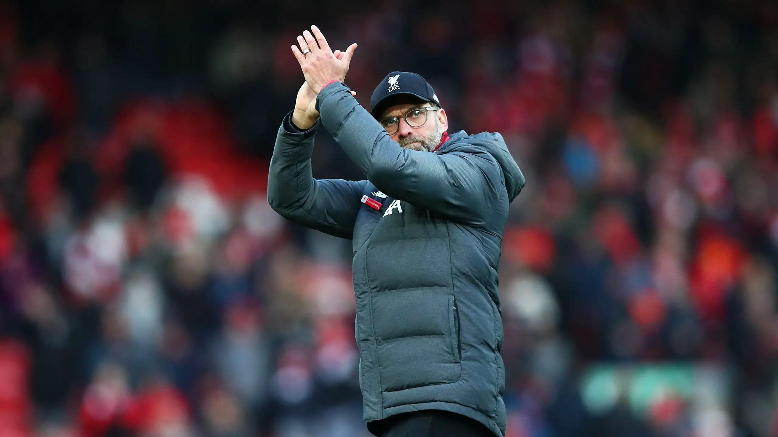Klopp: Liverpool Kids Will Play FA Cup Replay Vs Shrewsbury