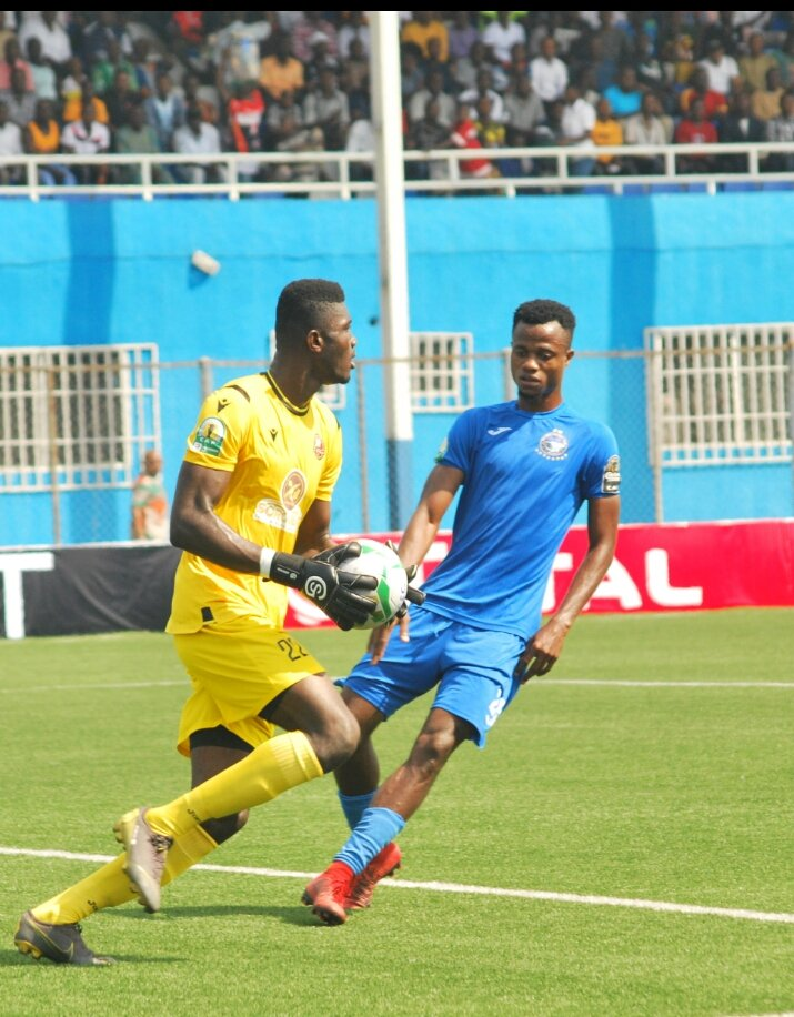 Mbaoma:  Enyimba Will Fight Hard To Defend NPFL Title