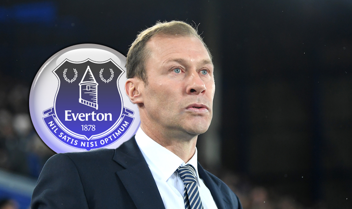 Amokachi Wants Former Teammate Ferguson To Succeed Ancelotti At Everton