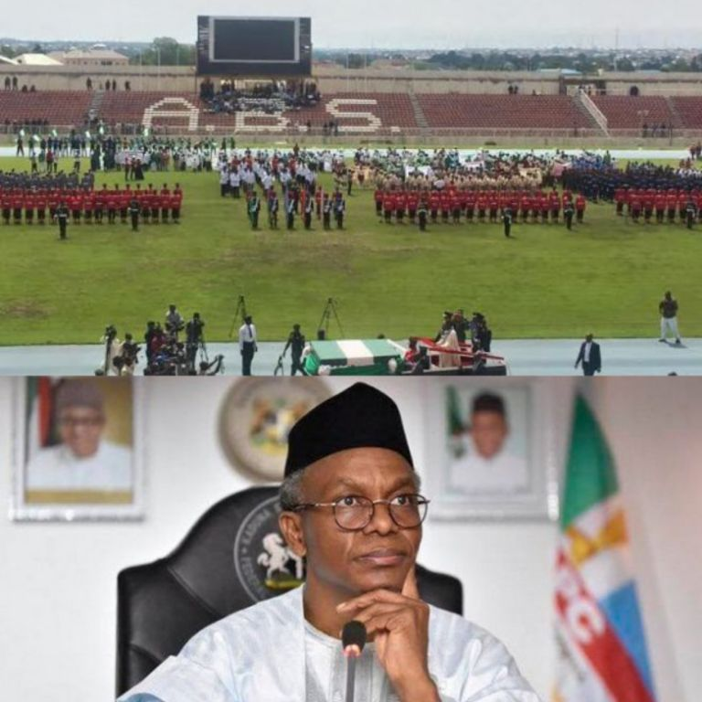 Governor El-Rufai Undertakes to Renovate  Ahmadu Bello Stadium Kaduna