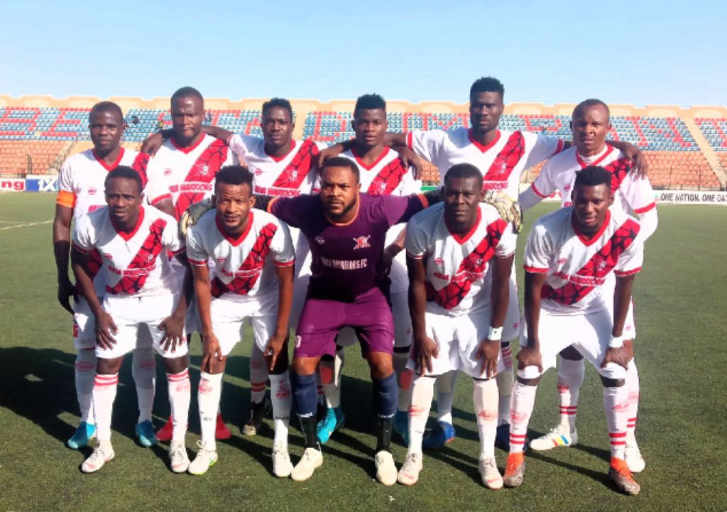 Abia Warriors Won't Be Intimidated By Plateau's Top Position   –Sporting Director