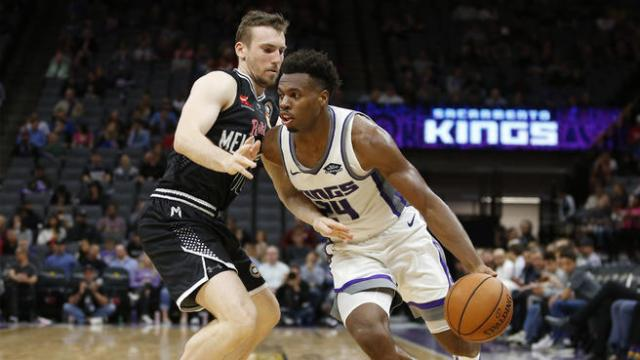 Kings And Buddy Hield Will Host Thunder At Golden 1 Center