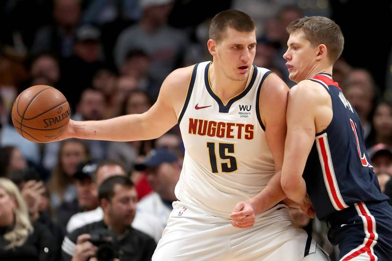 Nuggets And Nikola Jokic Will Host Lakers At Pepsi Center