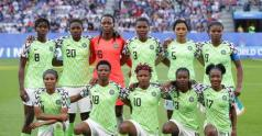 Super falcons drop in latest FiFA Ranking