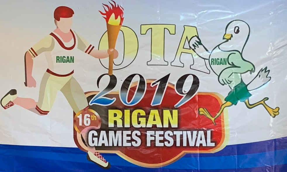 Ota 2019: RIGAN Games Kick Off With Grand Opening Ceremony