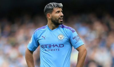 Aguero: Man City's Target Now Is Top-four Not EPL Title
