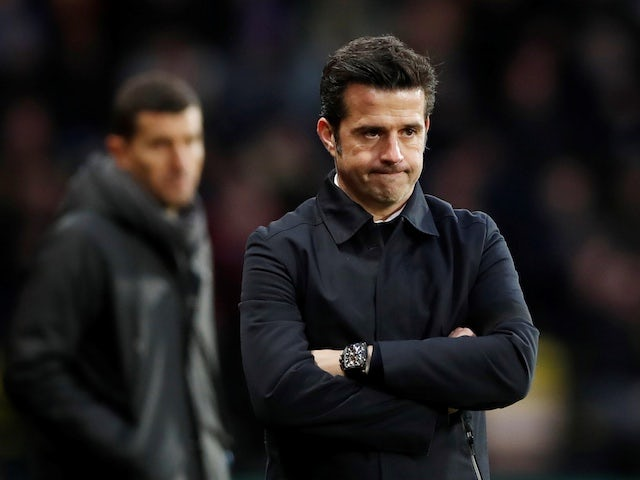 Silva Brands Iwobi, Teammates Not Good Enough After Everton Defeat