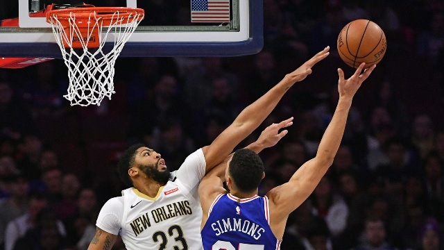 Sixers And Joel Embiid Will Host Pels At Wells Fargo Center