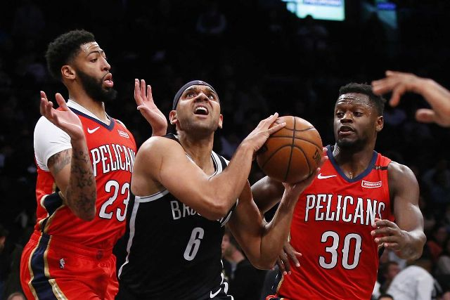 Don't Miss Spencer Dinwiddie Facing Pelicans At Smoothie King Center