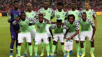 FIFA Ranking (December): Super Eagles Maintain 31st, 3rd Positions in the World, Africa