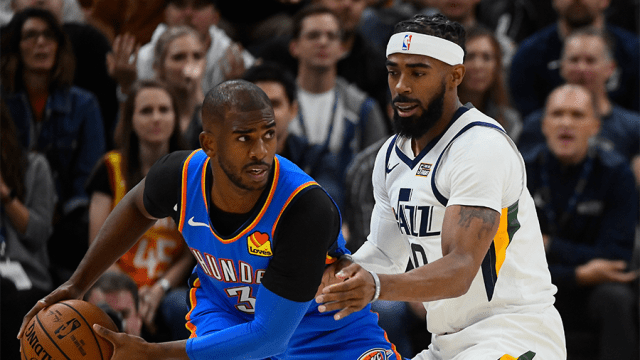 Thunder Vs. Jazz – The Utah Jazz Took The Last Meeting Between The Teams At Home