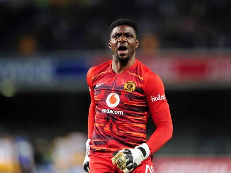 Akpeyi Keeps Clean Sheet As Kaizer Chiefs Return To Winning Way