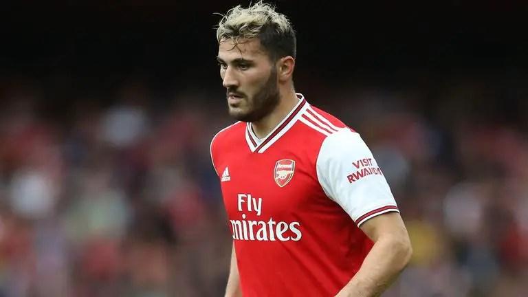 Napoli, Roma Keen On January Transfer Move for Arsenal's Kolasinac