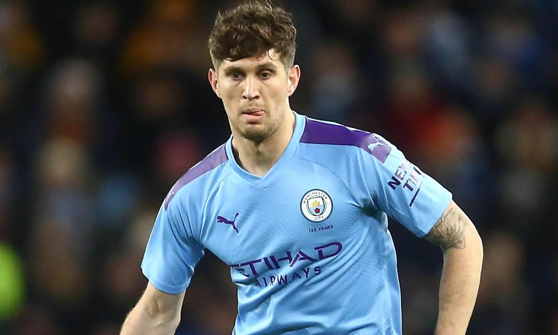 Arteta Considering Loan Move For Man City Defender Stones