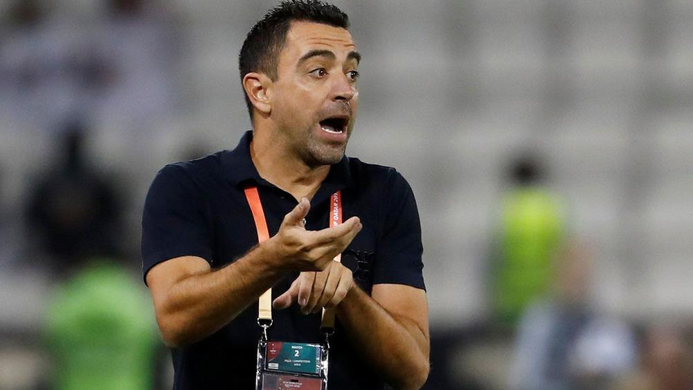 Xavi Confirms Meeting With Barcelona Officials Over Coaching Job