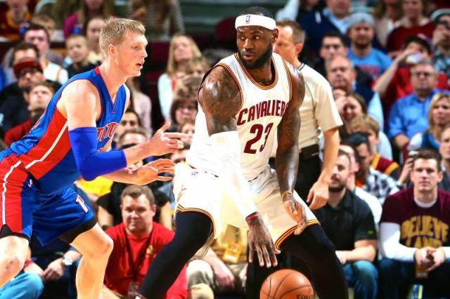 Cavaliers And Kevin Love Will Host Pels At Quicken Loans Arena