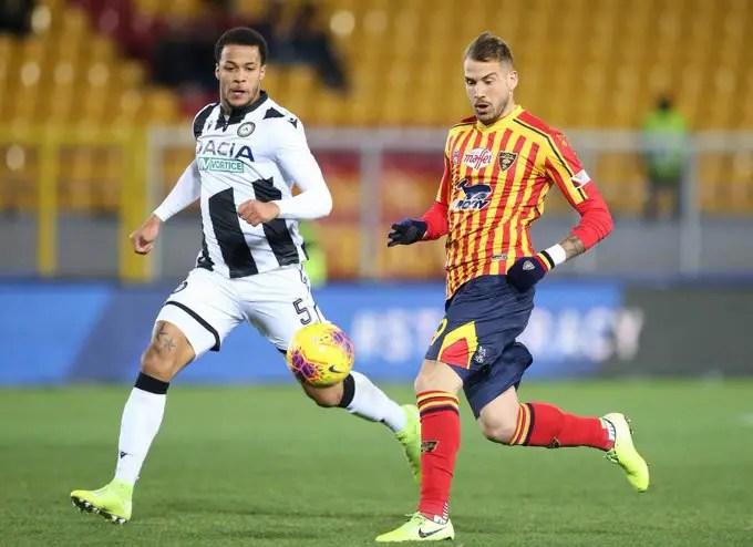 Troost-Ekong Revels In Udinese's Away Win Vs Leece