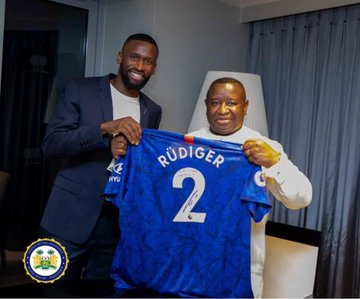 Chelsea Defender Donates $101,000 to Support Free Education In Sierra Leone