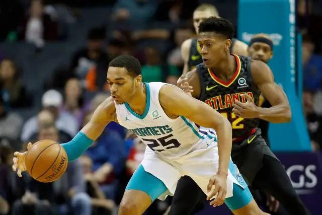 Hornets And P.J. Washington Will Host Bucks At Charlotte Hornets