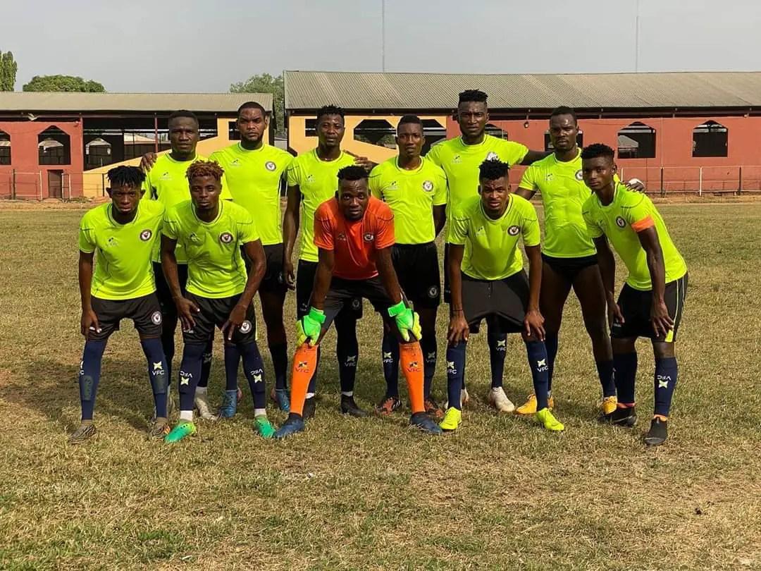Vandrezzer FC Lose To Abia Comets In Inter Club Friendly