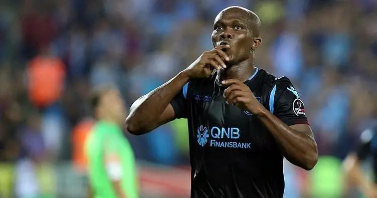 Nwakaeme Scores In Trabzonspor's Turkish Cup Win Against Onazi's Denizlispor